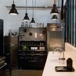 Inspiratie industrial keuken